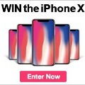 120x120 - Chance To Win An IPhone X