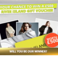 120x120 - Win a £500 River Island Voucher!