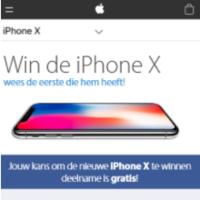 120x120 - Win de iPhone X!