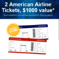 120x120 - American Airlines - $1000