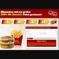 70x70 - Gewinne ein �250 McDonalds Geschenkkarte!