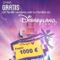 70x70 - Gana gratis un fin de semana con tu familia en Disneyland Paris!