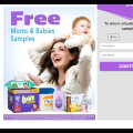 70x70 - Claim your chance to get moms&babies samples