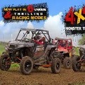 70x70 - 4x4 OFFROAD MONSTER TRUCK RACE