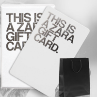 120x120 - Win a £300 ZARA gift card now!