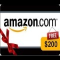 120x120 - Gift Card Amazon $200 NOW