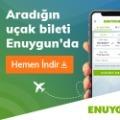 120x120 - U�§ak Bileti By Enuygun