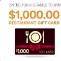 120x120 - Restaurant Gift Card 1000