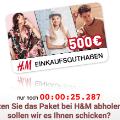 70x70 - Gewinnen Sie einen 500 Euro Gutschein für H&M