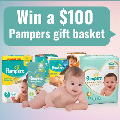 120x120 - Win $100 Pampers Baby