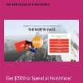 120x120 - $500 To Spend At Northfac