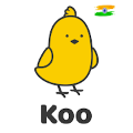 70x70 - Koo: Connect with people!